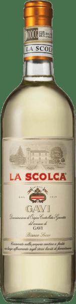 Etichetta Bianca Gavi DOCG 2020 - La Scolca