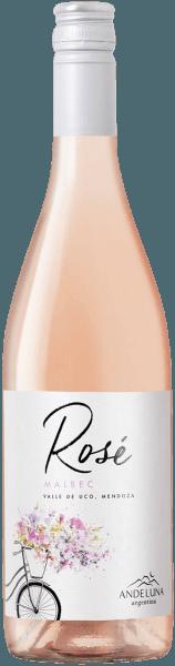 Rosé Malbec Valle de Uco Mendoza 2018 - Andeluna Cellars