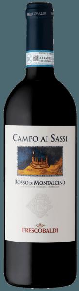 Campo ai Sassi Rosso di Montalcino DOC 2017 - Tenuta di CastelGiocondo von Castelgiocondo - Frescobaldi