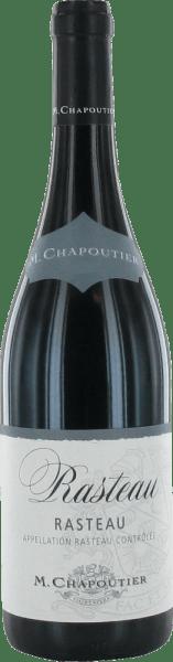Der Rasteau AOC von M. Chapoutier leuchtet intensiv purpurfarben im Glas, an der Nase eröffnet sich ein Bukett betörender Duftnoten von dunklen Beeren, Cassis und Kräutern. Eine Fülle von Fruchtaromen entfalten sich am Gaumen dieses wunderbaren südfranzösischen Rotweins, Kirschen, Pflaumen und Blaubeeren, mit Nuancen von mediterranen Carrique-Sträuchern, großzügig und gut strukturiert. Im Finale dominieren rote Früchte im harmonischen Zusammenspiel mit leicht rustikalen Tanninen.  Vinifikation des Rasteau von M.Chapoutier Einige der besten Lagen im französischen Weinanbaugebeit der AOC Rasteau gehören Michel Chapoutier. Hier wachsen auf Kalk- und Mergelböden die früh reifenden Grenache-Trauben mit ihrem unverwechselbaren Temperament. Für den Rasteau werden 75% Grenache, 15% Syrah und 10% Mourvèdre vinifiziert. Nach der selektiven Lese werden die Trauben entrappt und anschliessend bei kontrollierter Temperatur auf der Maische in Edelstahltanks für die Dauer von zwei bis 3 Wochen vergoren. Food pairing für den Rasteau von M. Chapoutier Genießen Sie diesen vollmundigen Wein aus Südfrankreich zu kräftigen Aufläufen, gegrilltem Fleisch, dunklem Geflügel, Lammgerichten, Boeuf Bourguignon oder würzig gereiften Käsesorten.