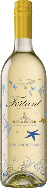 Sauvignon Blanc serigrafiert 2019 - Fortant de France