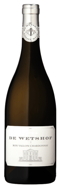 Bon Vallon Chardonnay 2019 - De Wetshof Estate