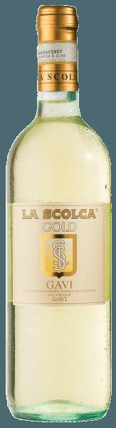 DerOro Gavi DOCG del Comune di Gavi ist ein feiner Weißwein und sehr charakteristisch für die Region Gavi. Er brilliert durch das sorteneigene Bouquet und seine strohgelbe Farbe mit grünlichen Reflexen. Eine elegante Frische und Harmonie prägen seinen Geschmack, der von einem hauch Mandel umspielt wird.