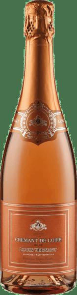 Crémant de Loire Rosé Louis Vernant - Chapin Landais