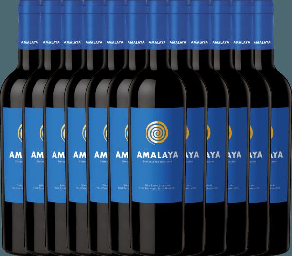 12er Vorteils-Weinpaket - Amalaya Tinto 2019 - Bodega Colomé