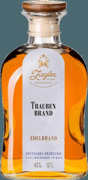 Traubenbrand Holzfass - Brennerei Ziegler