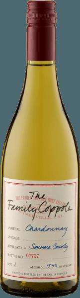 The Family Coppola Sonoma County Chardonnay 2018 - Francis Ford Coppola Winery