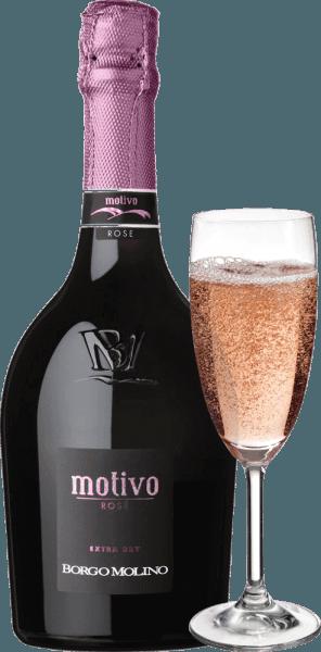 Motivo Rosé extra dry - Borgo Molino von Borgo Molino