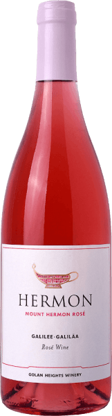 Mount Hermon Rosé 2019 - Golan Heights Winery