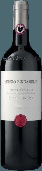 Sergio Zingarelli Chianti Classico Gran Selezione DOCG 2013 - Rocca delle Macìe