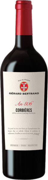 Heritage 806 Corbières 2017 - Gérard Bertrand