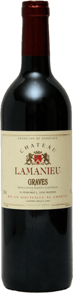 Château Lamanieu AOC 2016 - Jean-Baptiste Audy