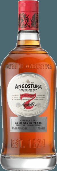 Schwenkt man das Weinglas, dann Speiseempfehlung für den Angostura von Angostura Rum zu