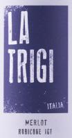 Vorschau: Merlot Rubicone IGT 1,5 l Magnum 2018 - La Trigi